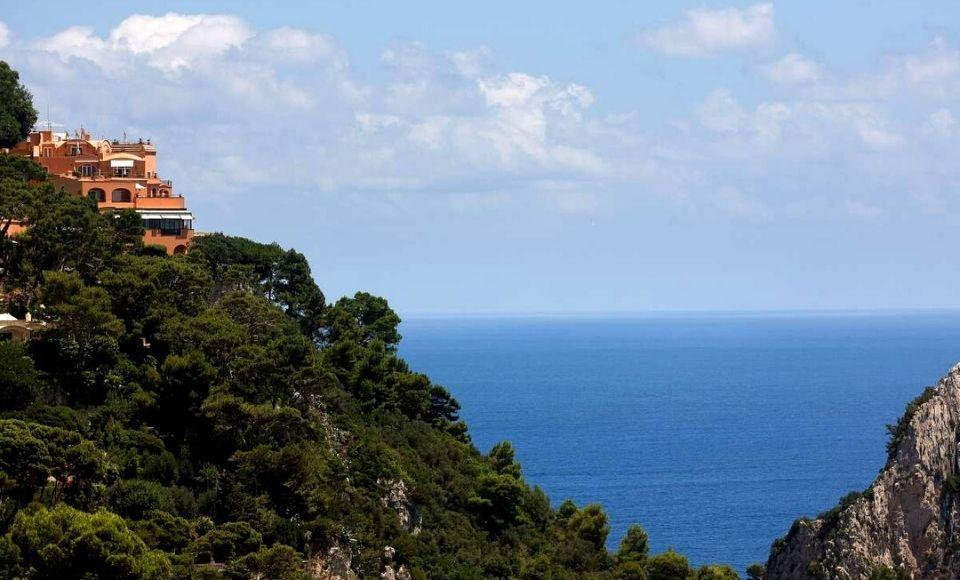 Ponta Tragara in Capri