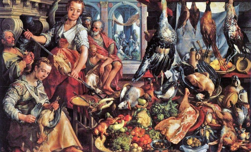De Culinaire Dante
