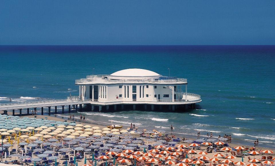 Senigallia tour al mare foto ENIT