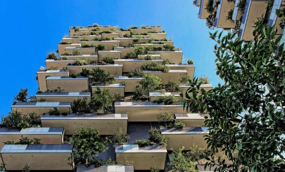 Milaan vertical forest Ricardo Gomez Angel