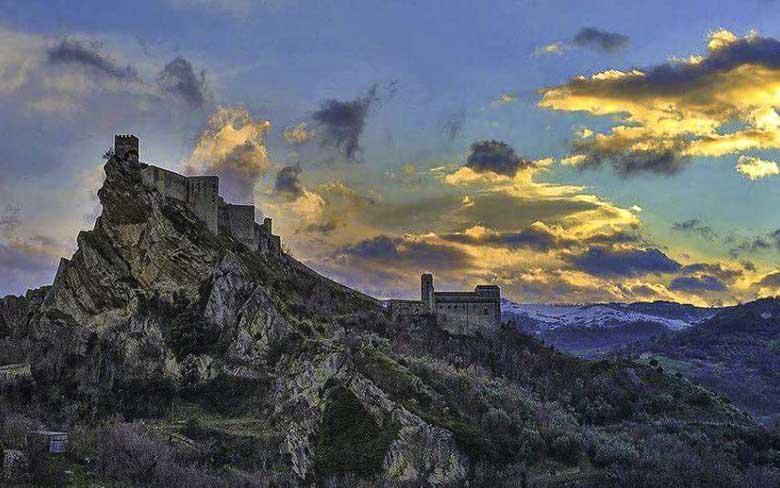 Bibi´s blog - Trouwen voor €100 in droomkasteel in Abruzzo