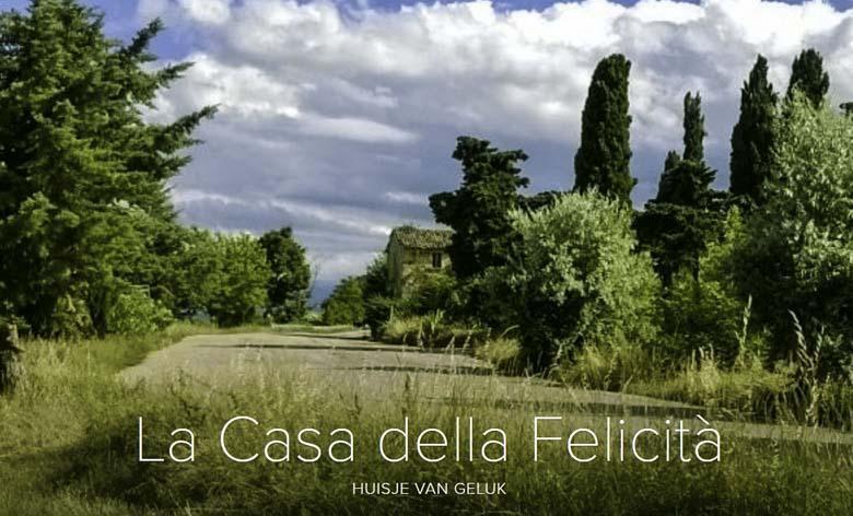 Bibi´s blog | La Casa della Felicità (huisje van geluk )