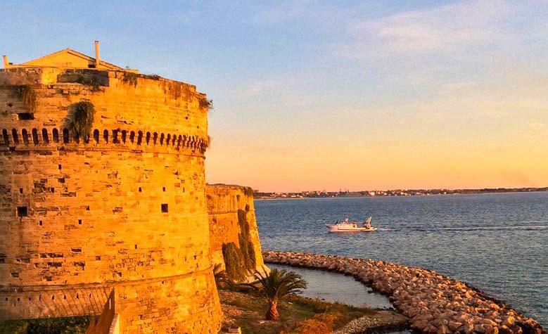 Taranto, ontdek de provincie door de ogen van mijn schoonvader