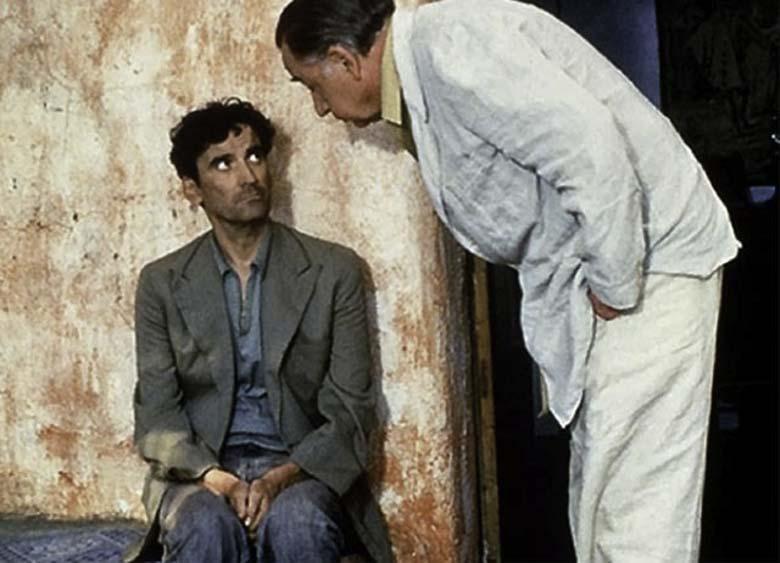 Massimo Troisi (il Postino) en zijn Nederlandse liefde