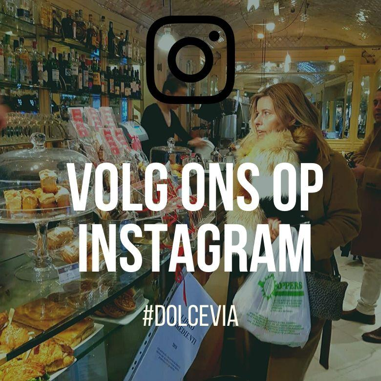 Volg ons nu op Instagram