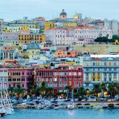 Cagliari en het zuiden van Sardinië