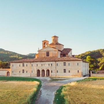 Urbania, vakantieadres van de hertogen van Urbino