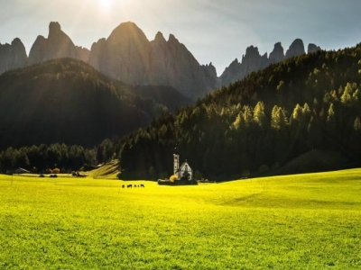8 bijzondere bestemmingen in Italie