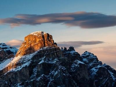 Skiën heeft de ruimte in Alta Badia