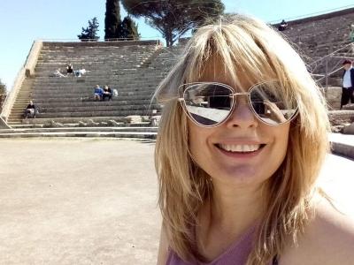 Ostia Antica openluchtmuseum : Het Pompeii van Rome
