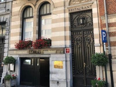 Ontmoeting met Luigi Ciciriello, maître de maison van Restaurant La Truffe Noire in Brussel