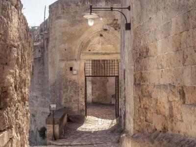 Il Convicinio di Sant'Antonio in Matera gerestaureerd