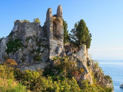 De Bora en de Barcolana bij Trieste