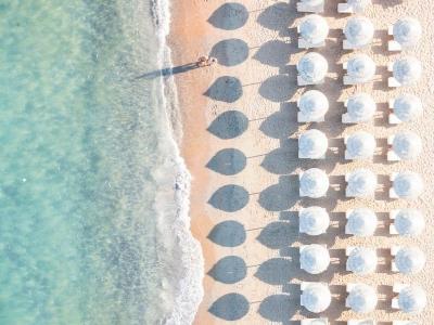 Veranderingen aan de Sardijnse stranden