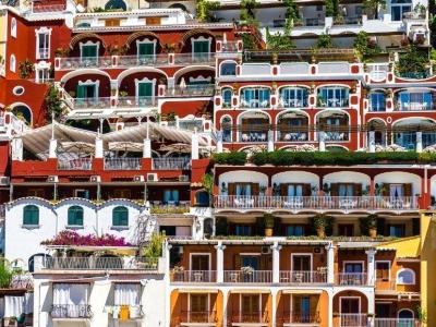 Oase van rust en renovaties aan de Amalfitaanse Kust