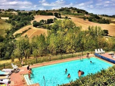 Agriturismo Country house Montesoffio in Marche
