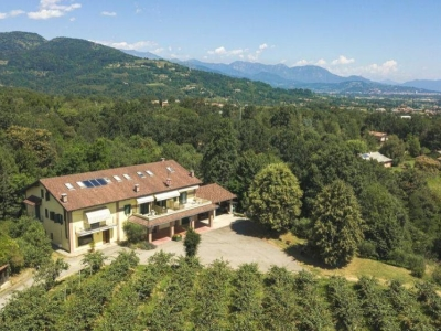 Agriturismo Turina, vakantie op een kiwifarm in Piemonte