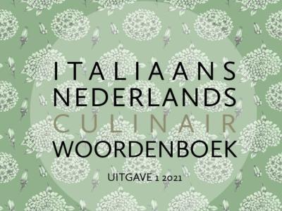 Culinair Woordenboek Italiaans-Nederlands