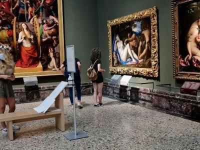 Kleur en emotie in de Pinacoteca di Brera in Milaan