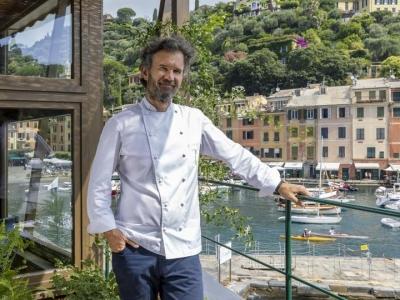 Chef Carlo Cracco does Portofino