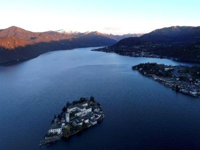 1000 km wandelen rondom het Lago d'Orta