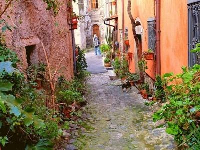 Onvergetelijke dorpen op Sardinië: Santu Lussurgiu
