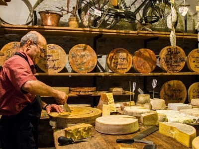 De 10 beste gastronomische winkels in Italie