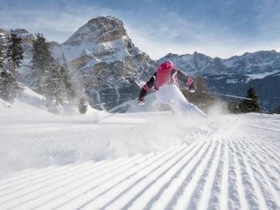 "De Alta Badia sneeuwtraditie ""A Taste for Skiing"" 2021/2022"