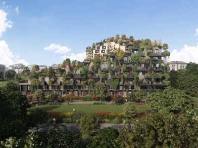 Milaan wordt de groenste stad van Europa