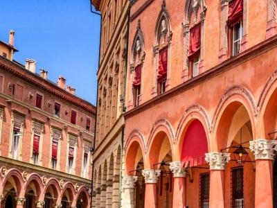 De portico´s van Bologna op de Unesco Werelderfgoedlijst