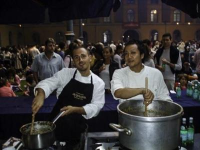 ´Ons´ Davide: sous-chef van Massimo Bottura, een interview van chef Davide di Fabio,