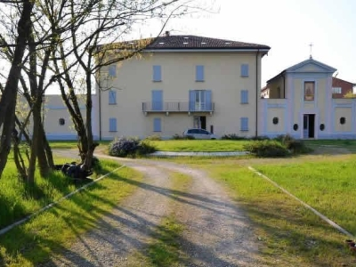 Villa Conti-Zambonelli, appartementen net buiten Bologna