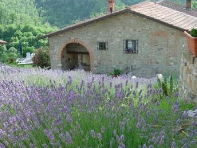 Agriturismo Giratola bij het meer van Bilancino