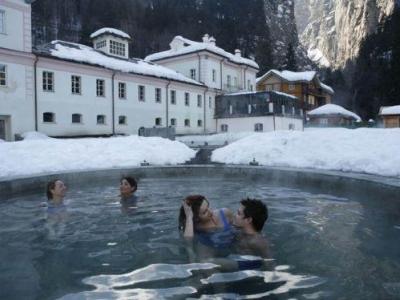Zalig relaxen in de thermen van Valle d'Aosta