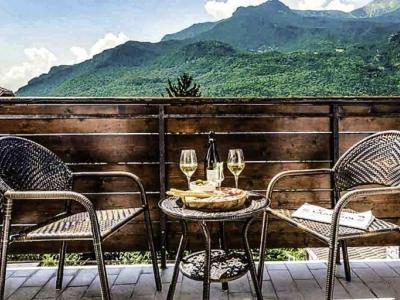 Aosta   Boetiekhotel au Soleil in de Riviera van de Alpen