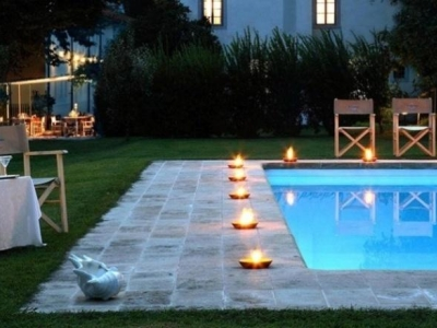 Villa La Bianca, oase van rust en schoonheid aan de Versilia