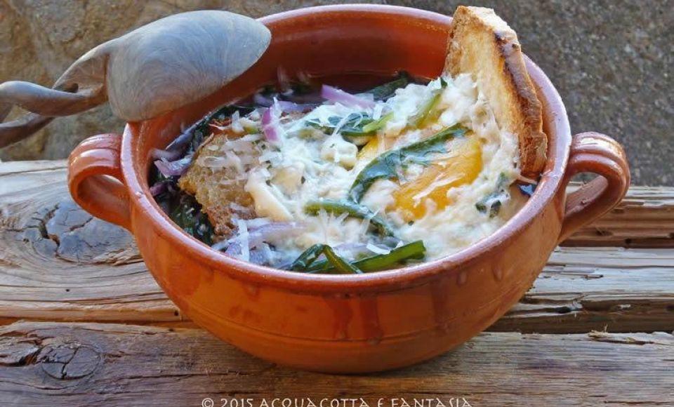 Aquacotta, soep uit de Maremma