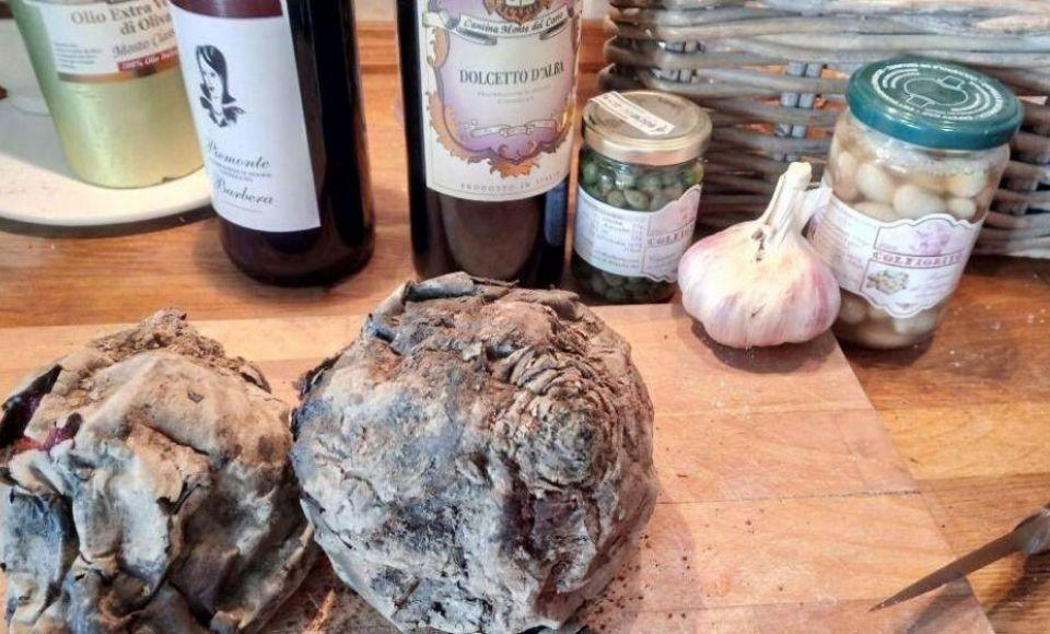 Panzerotti, streetfood uit Puglia
