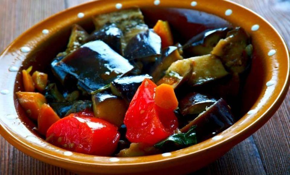 Ciambotta, groentegerecht uit het zuiden