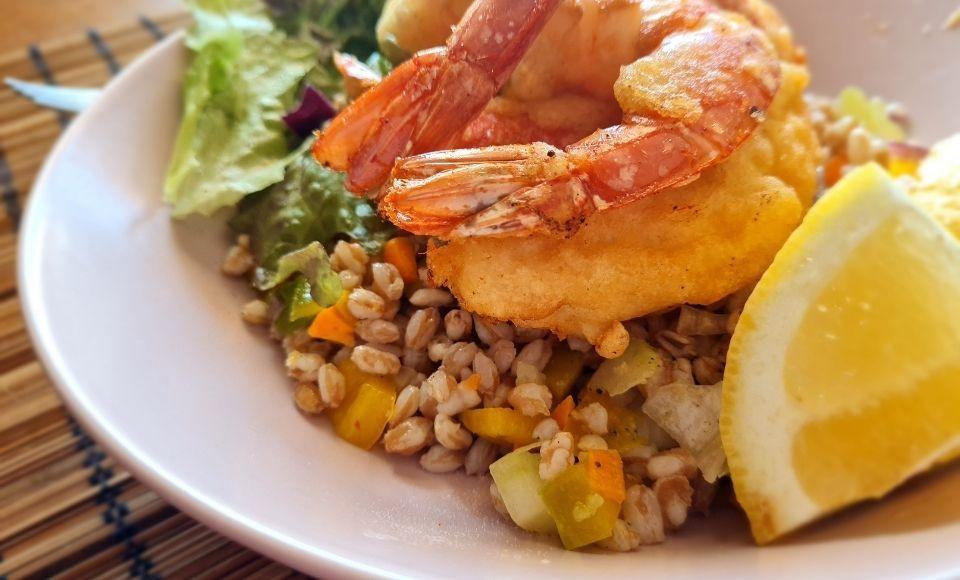 Salade 'Farro Perlato'