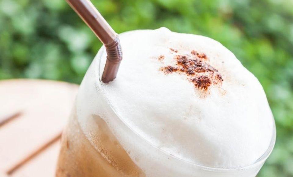 Frappuccino, de populaire iJskoffie drank