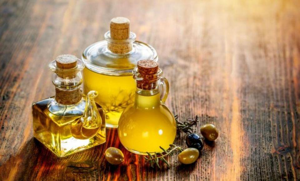 Olijfolie met een smaakje