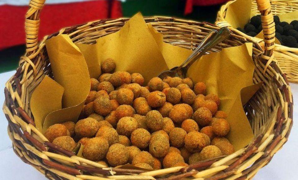 Gevulde olijven uit Ascoli Piceno | Olive all'Ascolana