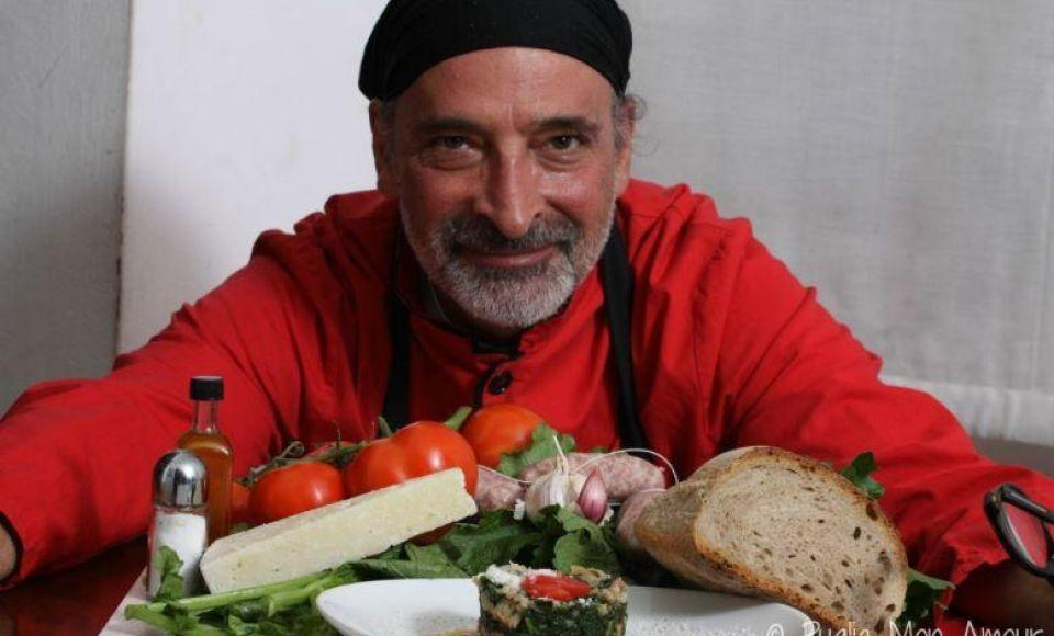 Pancotto met kalfsworst van TV chef Andy Luotto