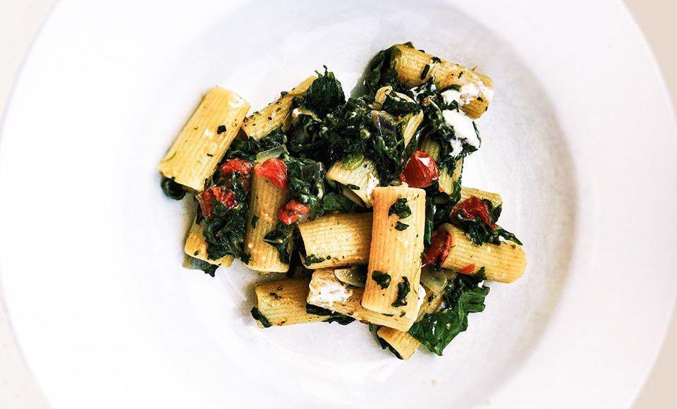 Penne alla Fiorentina - Pasta of Florentijnse wijze