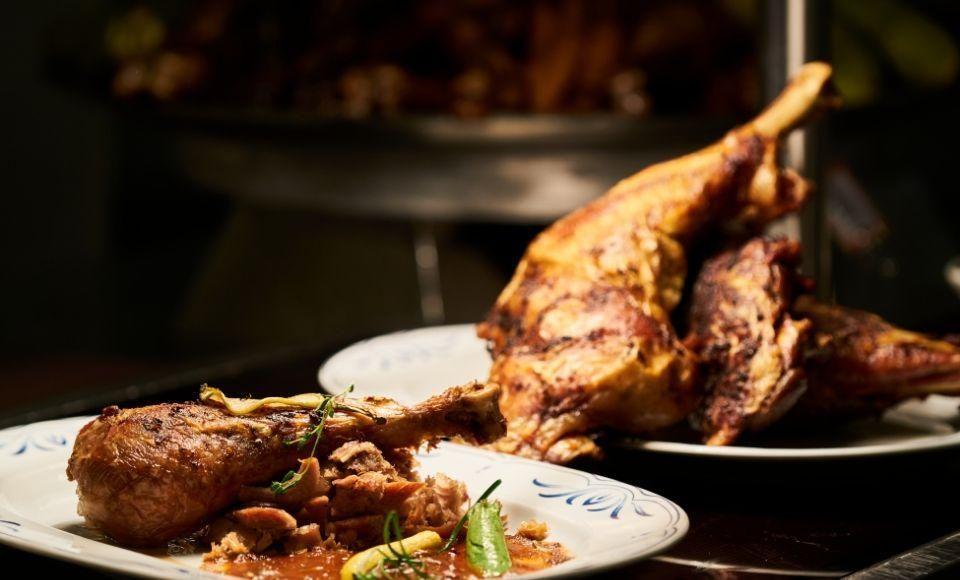 Pollo alla Marengo uit Piemonte