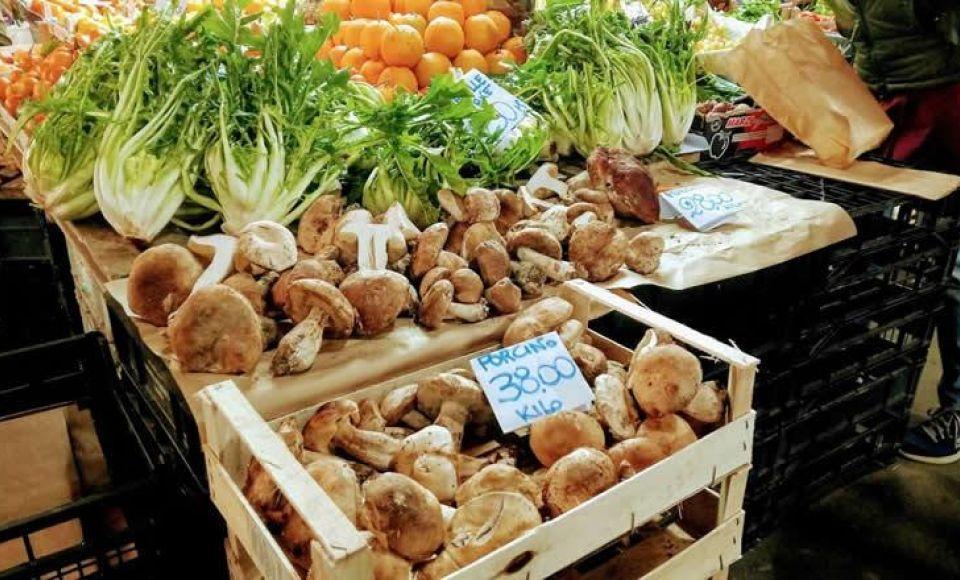 Champignon Saus - Tocco di funghi porcini