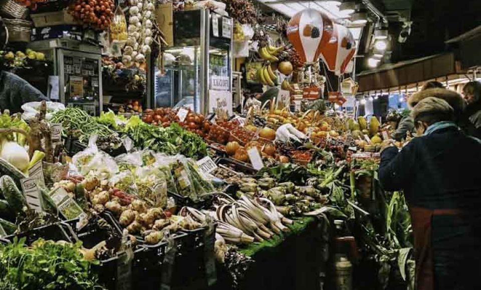 Sagne ai sapori di stagione - vegetarisch pastagerecht