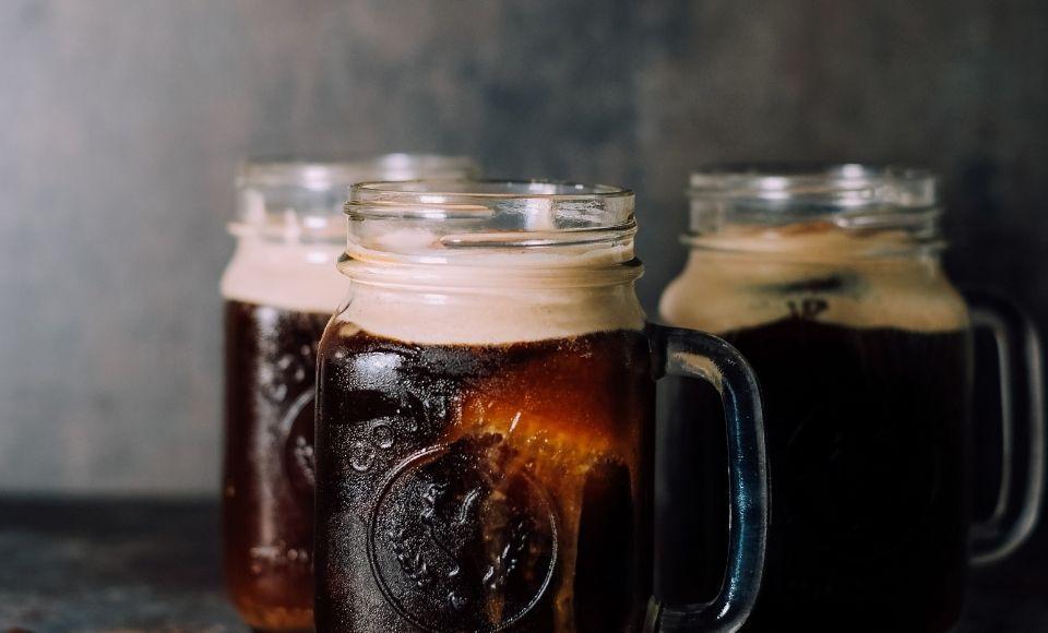 Cold brew koffie, goed voor je