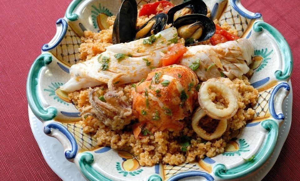 De Couscous van Sicilië, Trapani stijl